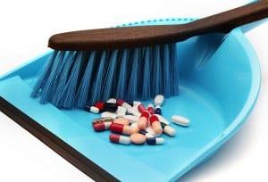 Medikament Entsorgung